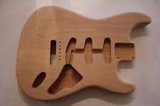 Select Göldo US red alder Strat Body SSS Arm rest body thumb Gitarrenbau leicht