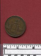 Vintage Adel, GA - Puddleville Centennial Medal - 1873 - 1973