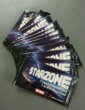 Starzone, Sammelkarten von Rewe