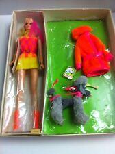 Vintage Barbie WALKING JAMIE FURRY FRIENDS GIFT SET SEARS EXCLUSIVE NRFB MIB MIP