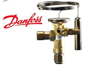 Exp.ventil Danfoss Tn2 R134a Thread