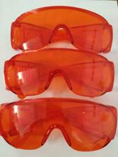 Goggle Dental Protective Safety Glasses for Led Curing Light 3 pairs