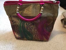 Fancy women hand held bag