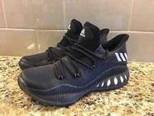 Adidas Crazy Explosive Low Size 8 Black Basketball Shoes BB8365