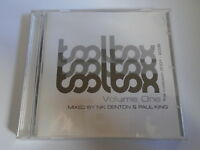 Toolkit Toolbox The Collection 2001 - 2006 Cd Nik Denton Hard House Trance NRG