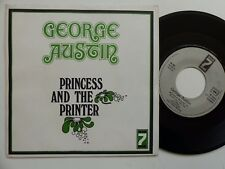 GEORGE AUSTIN Princess and the printer 60002 Pressage France RRR