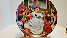 Knowles 1985, Getting To Know You, Collector Plate, Brand new with certification