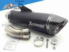 AKRAPOVIC Sportauspuff Auspuff silencer BMW R 1200 NineT 17-> 1N12 low NEW