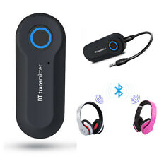Bluetooth 4.2 Transmitter Audio GT09S Wireless Adapter 3.5mm Jack A2DP TV Stereo