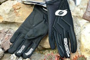 O'Neal Element Woman Glove MTB Gloves Mesh Inserts Black-White