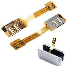 Dual SIM Card Adapter For Samsung Galaxy S5/G900 S5/G900 S III/i9300 Note 4