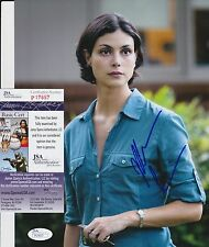 Morena Baccarin Signed 8x10 Photo w/ Jsa Coa #P17657 + Proof Homeland V