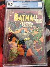 BATMAN #197 CGC 4.5 DC COMICS Silver Age 1967 CATWOMAN SETS HER CLAWS FOR BATMAN