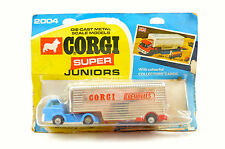 Corgi Junior 2004 Ford eliminaciones van
