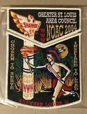 BSA OA Shawnee Lodge 51 NOAC 2004, Greater St. Louis Area Council