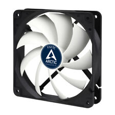 Arctic F12 TC 120mm PC Case Cooling Fan Temperature Controlled TC Silent / Quiet