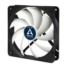 Arctic F12 TC 120mm PC Case Cooling Fan Temperature Controlled Silent Quiet
