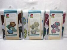 Daisy Kingdom Creative Cuts - Fabric Flower Kit - You Choose - Crafts Quilting