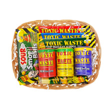 Toxic Waste Sour Hamper, American Candy, Sweets, UK Store
