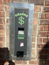 bill to coin exchanger