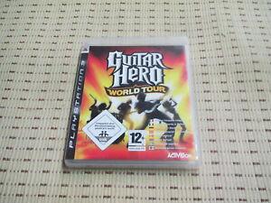 Guitar Hero World Tour für Playstation 3 PS3 PS 3 *OVP*