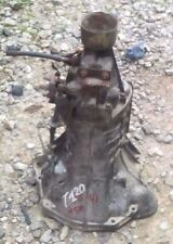 MITSUBISHI COLT T120, ENGINE 4G41, COLUMN 4SP MANUAL GEARBOX, USED.