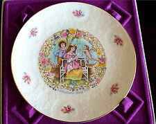 Royal Doulton Valentine's Day Collector Plate 1978