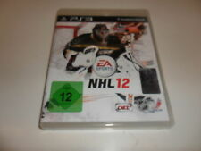 PlayStation 3  PS 3  NHL 12