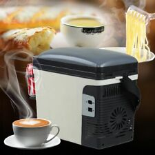 6L 12V Vehicle Mini Portable Thermoelectric Camping Cooler Warmer DC AC Car RV