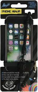 Manbi Phone Ninja Silicone Phone Lanyard Bunjee Cord