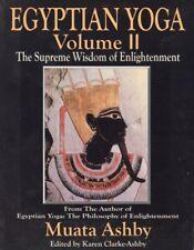 Muata Ashby / Egyptian Yoga II The Supreme Wisdom of Enlightenment 1998