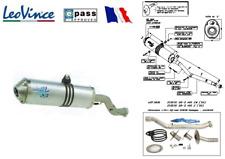 Pot Échappement Exhaust LEOVINCE X3 ALUMINUM Suzuki DR-Z 400 SM 2005/2008  3836