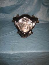 SUZUKI GSXR 600 750 HEADLIGHT HEAD LIGHT LAMP LENS BULB 2006 2007 06 07 OEM