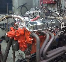 MOPAR DODGE 340 - 420 HORSE COMPLETE CRATE ENGINE/PRO-BUILT/ 408 360 318 NEW SBM