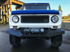 1961-1971 International Scout 80-800 Mesh Grille Insert
