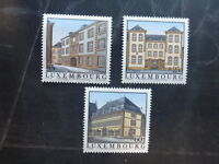 1994 LUXEMBOURG FORMER REFUGEES SET 3 MINT STAMPS MNH