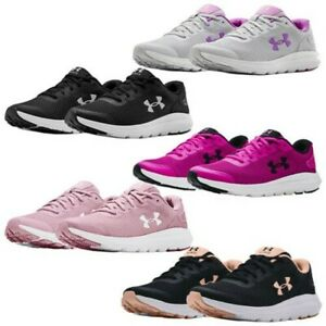2021 Under Armour Ladies Surge 2 Trainers UA Gym Running Sneakers Training Shoes