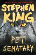 Pet Sematary By Stephen King Hardcover