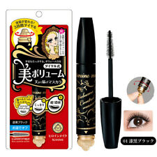 [ISEHAN KISS ME] Heroine Make Volume Control Waterproof Mascara 01 JET BLACK NEW