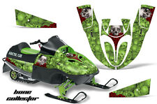 AMR RACING SNOWMOBILE DECAL WRAP GRAPHIC KIT ARCTIC CAT 120 SNO-PRO YOUTH BCG