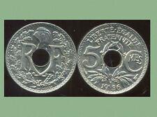 5 centimes  LINDAUER  1936   SUP  ( bis )