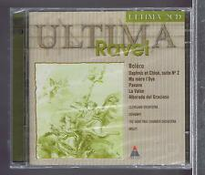 RAVEL 2 CDS SET NEW BOLERO DAPHNIS & CHLOE DOHNANYI - HUGH WOLFF