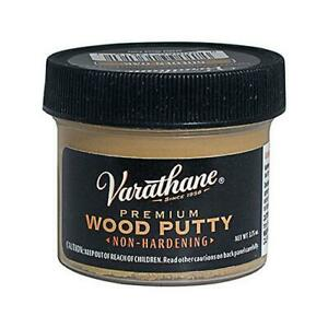 Wood Putty, Golden Oak, 3.75-oz.