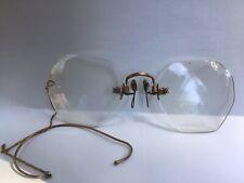 Vintage Pince Nez Shur On Eyeglasses (2)