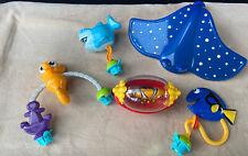 Replacement Part Lot • Disney Baby • Finding Nemo Sea of Activities Jumper