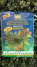 KB OSMOCOTE concime Tablet  piante verdi A LENTA CESSIONE 25pezzi
