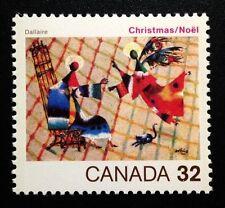 Canada #1040 MNH, Christmas Stamp 1984