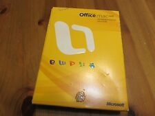 Microsoft Office 2008 Home and Student Edition for Mac 3 keys SKU GZA-00006