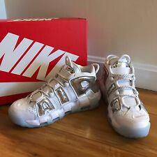 Size 7.5 - Nike Air More Uptempo Chrome