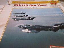 Fliegen 4: Karte 49 De Havilland DH 110 Sea Vixen
